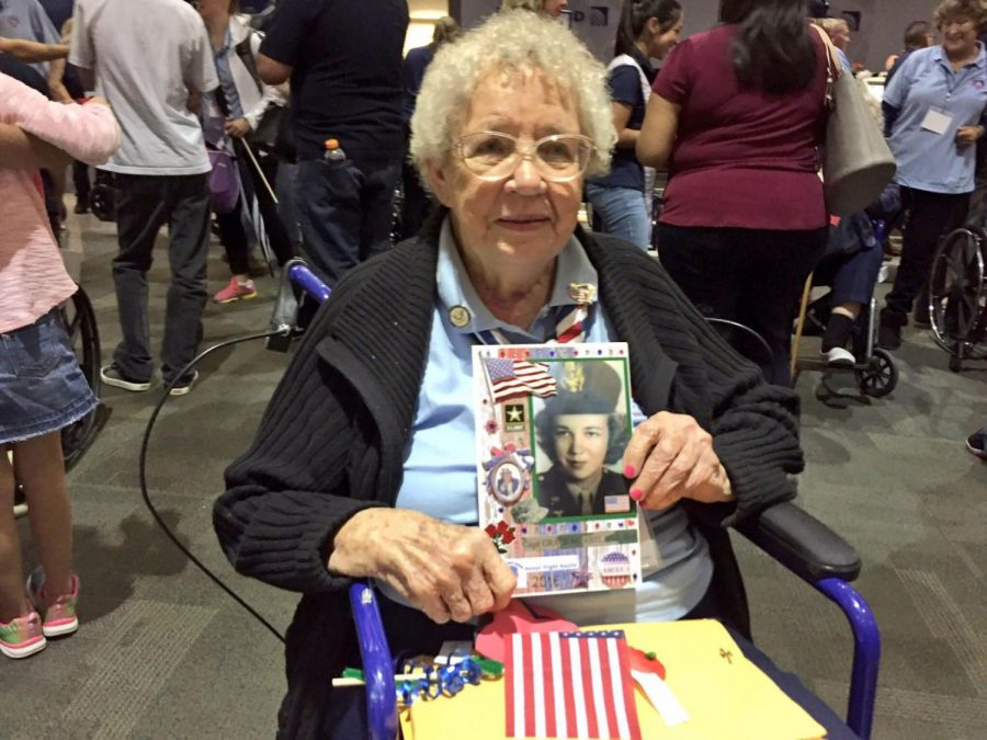 Texas honors female veterans with inaugural Honor Flight to nation's capital