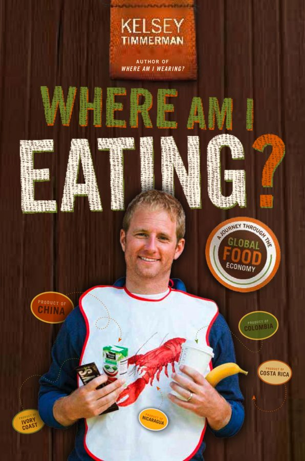 Author+Kelsey+Timmerman+urges+students+to+research+their+food+origins