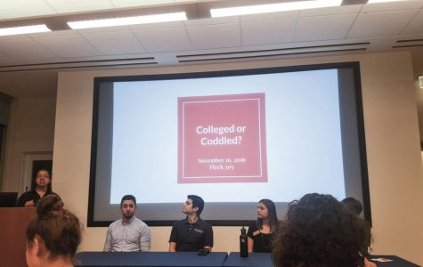 Colleged or Coddled: Multicultural Leadership Board hosts open dialogue