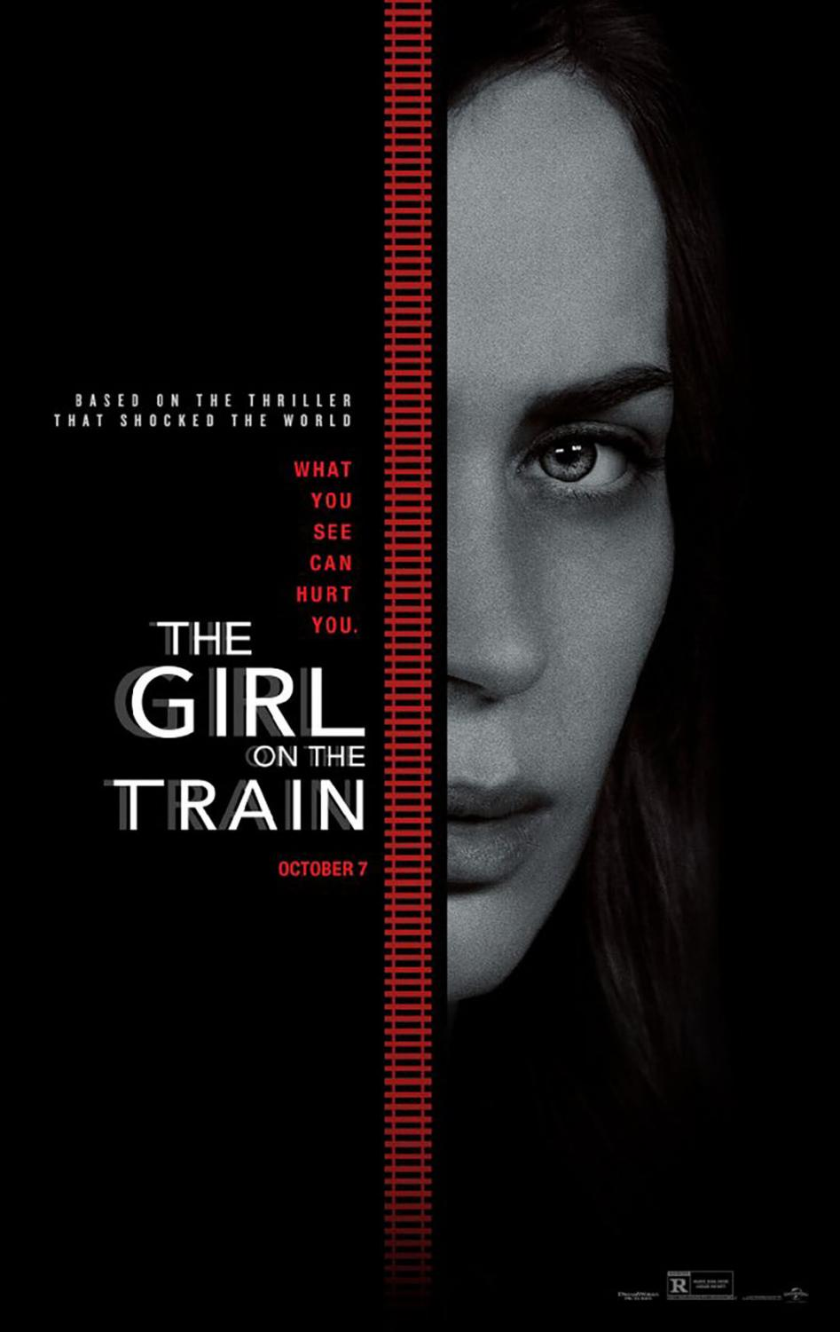 'The Girl on the Train' throws a number of plot twists that keeps the audience engaged and guessing.