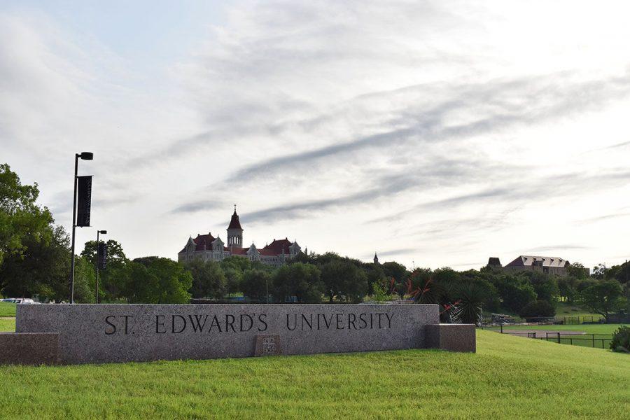 Hilltop Views nominates Amanda Gonzalez for president of St. Edward's University.