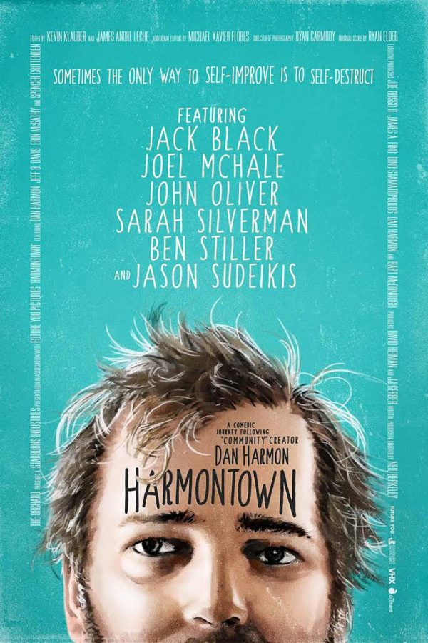 The+documentary+Harmontown+explores+the+creation+of+the+podcast+Harmontown+and+the+community+that+revolved+around+it.