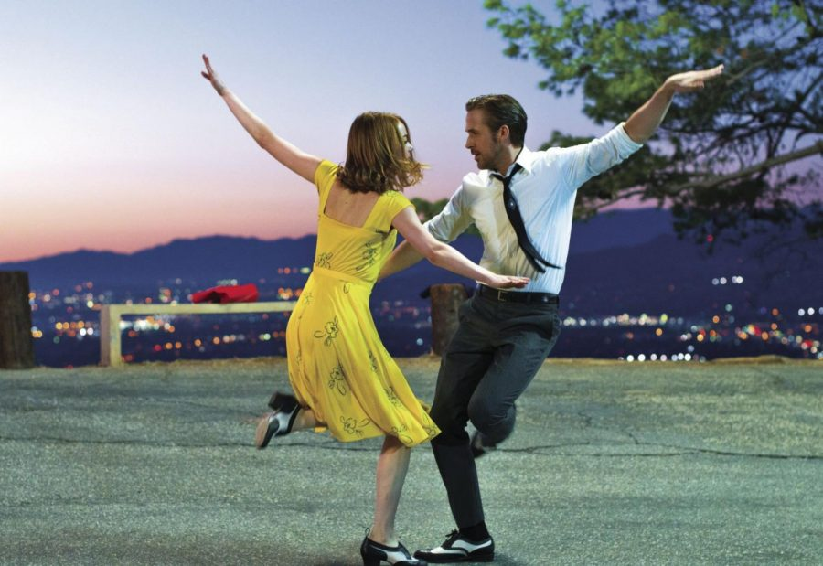 Gosling+and+Stone+star+in+this+musical+drama-comedy.