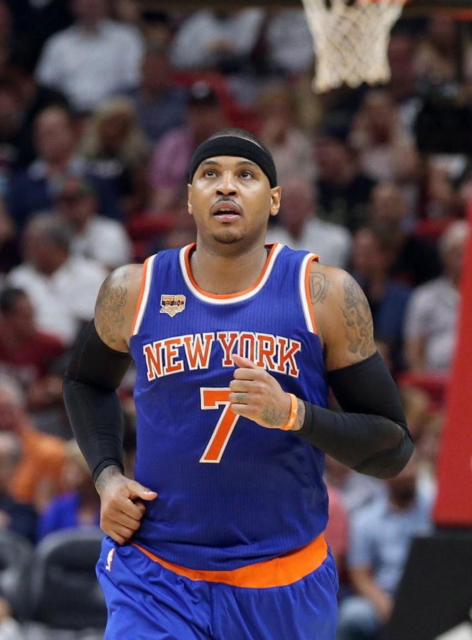 Carmelo+Anthony