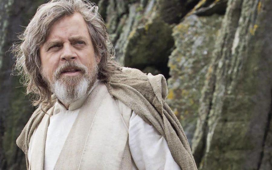 Could Luke Skywalker (Mark Hamill) be the famed last Jedi?