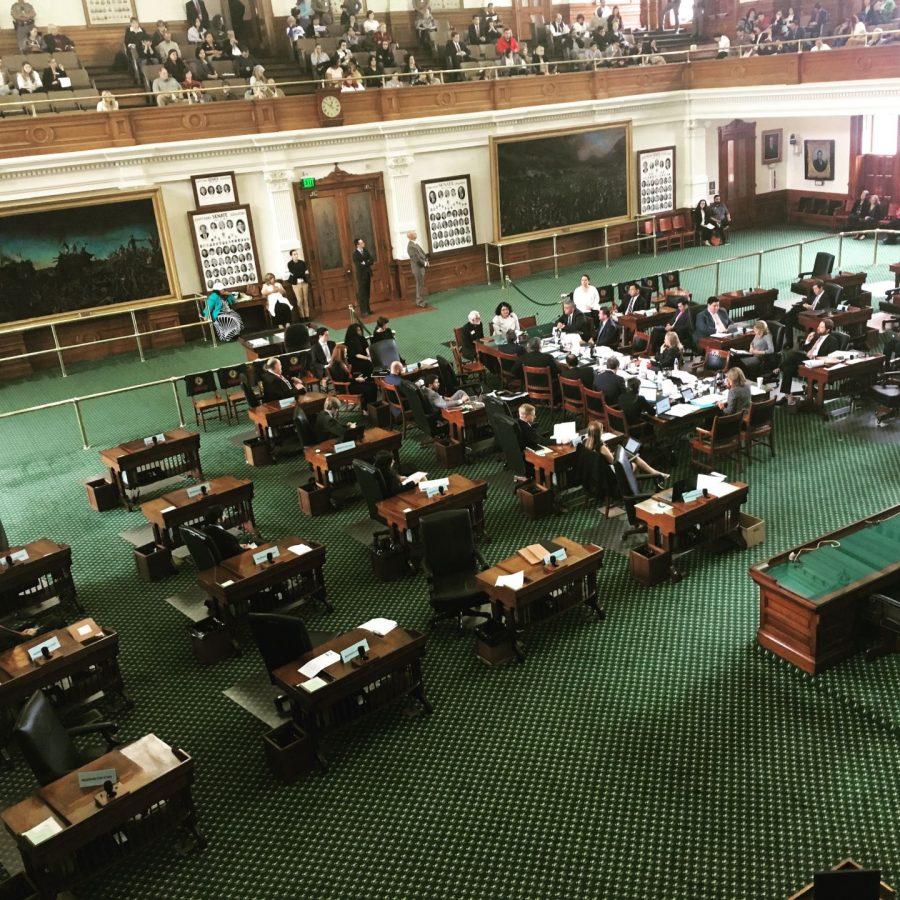 The Senate Committee on State Affairs hears SB 4