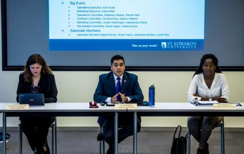 Former SGA vice president, members reconvene, GPA requirement raised
