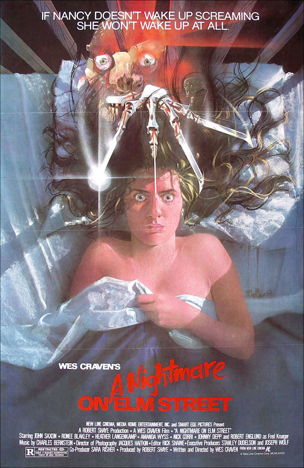 'A Nightmare on Elm Street' remains one of the classic go-to Halloween movies
