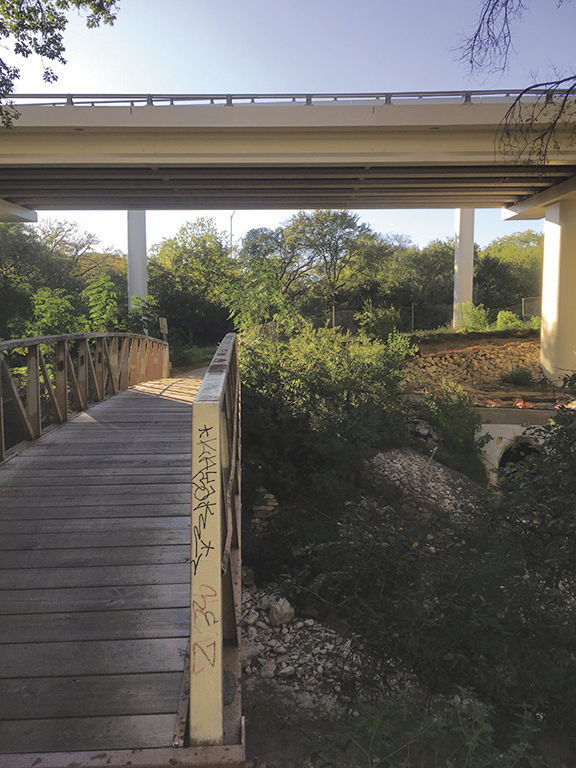 The+Johnson+Creek+Trail+provides+mix+of+nature+and+society