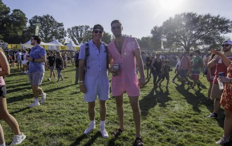 Bizarre fashion trends dominate ACL, but we're not surprised