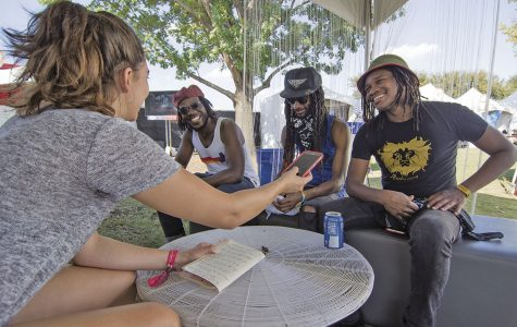 Reggae band, Raging Fyah, visits Austin for ACL amidst a worldwide tour