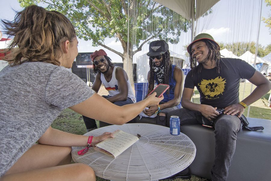 Reggae+band%2C+Raging+Fyah%2C+visits+Austin+for+ACL+amidst+a+worldwide+tour