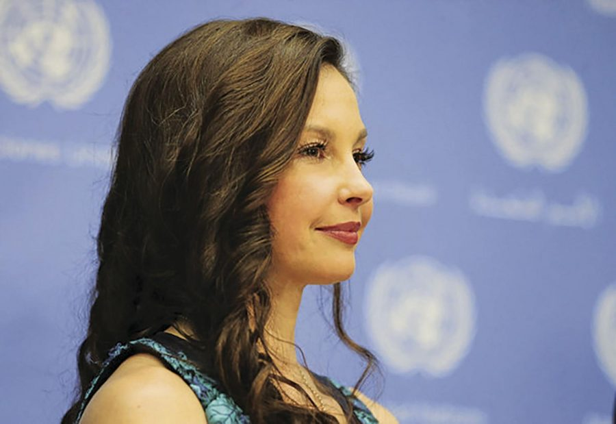 Ashley+Judd+forgave+Weinstein+during+her+interview+on+Good+Morning+America.