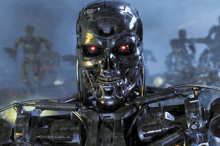 %22The+Terminator%22+films+offer+a+bright+glimpse+into+a+future+ruled+by+artificial+intelligence.