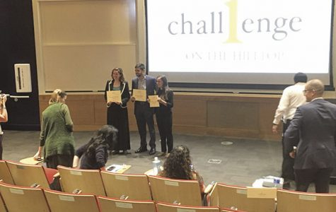 Students craft pitches to compete in iChallenge on the Hilltop