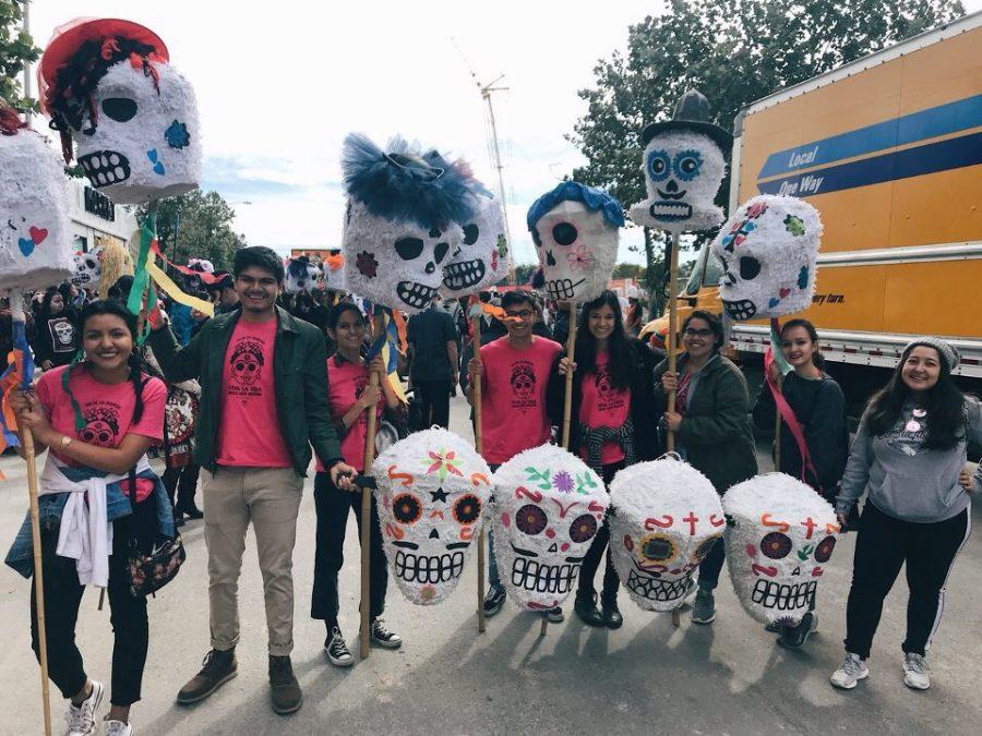 LSLO at Viva La Vida Parade