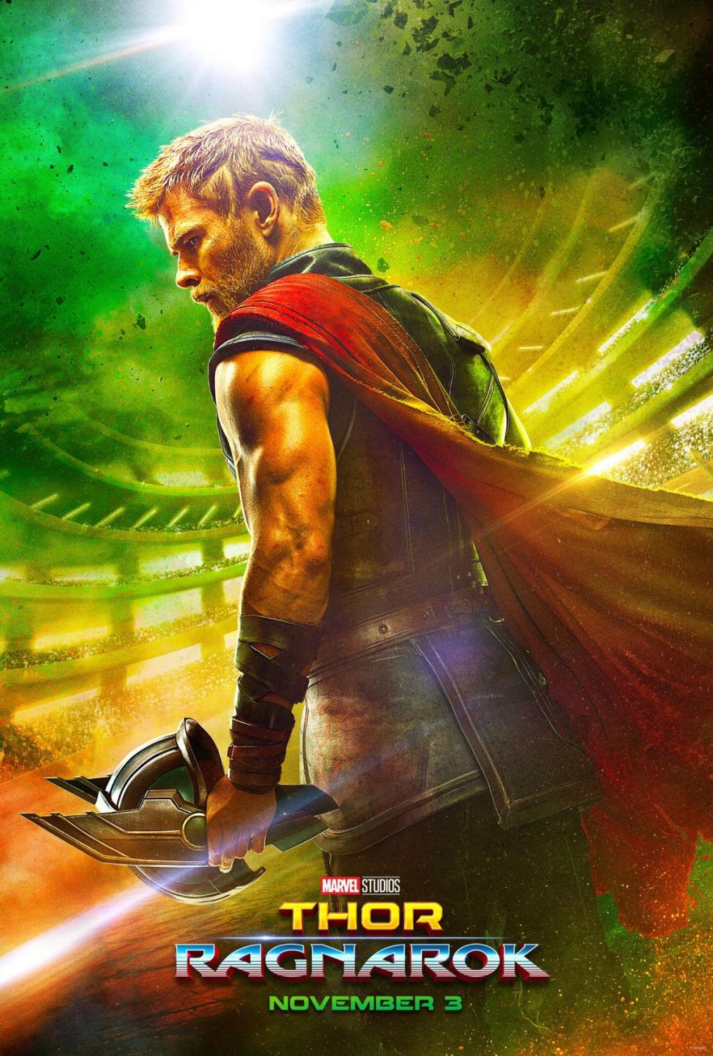 'Thor: Ragnarok' blends high science fiction with offbeat Kiwi comedy.