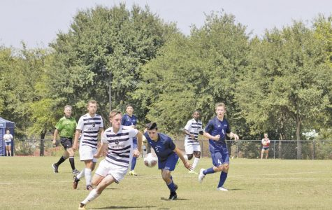Men's soccer ready to host playoff game on Saturday