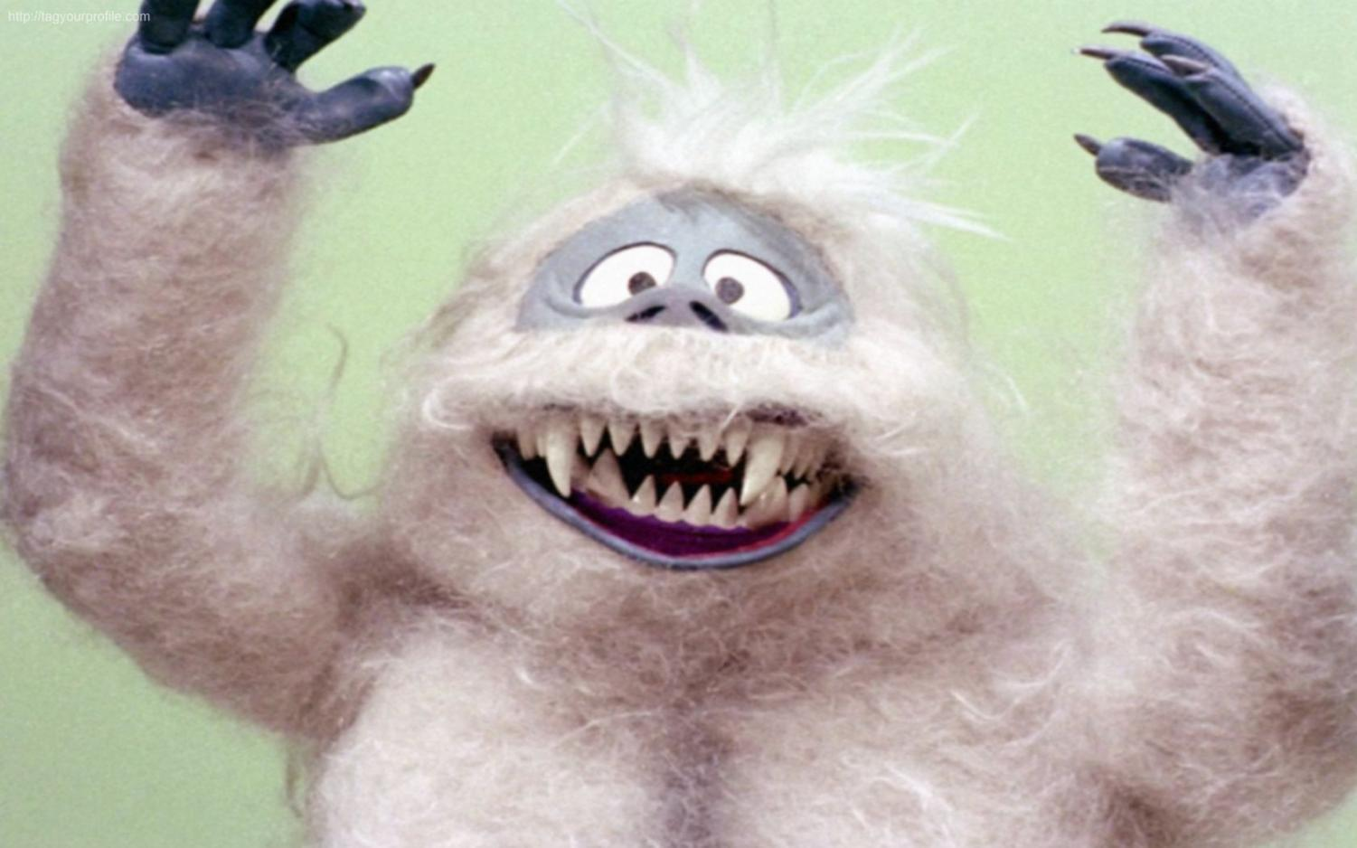 The abominable snowman understands.