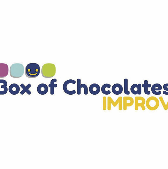 The group is organized by sponsor 'Box of Truffles' improv troupe.