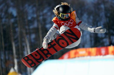 Cloe Kim is the youngest woman to win an Olympic snowboarding medal.