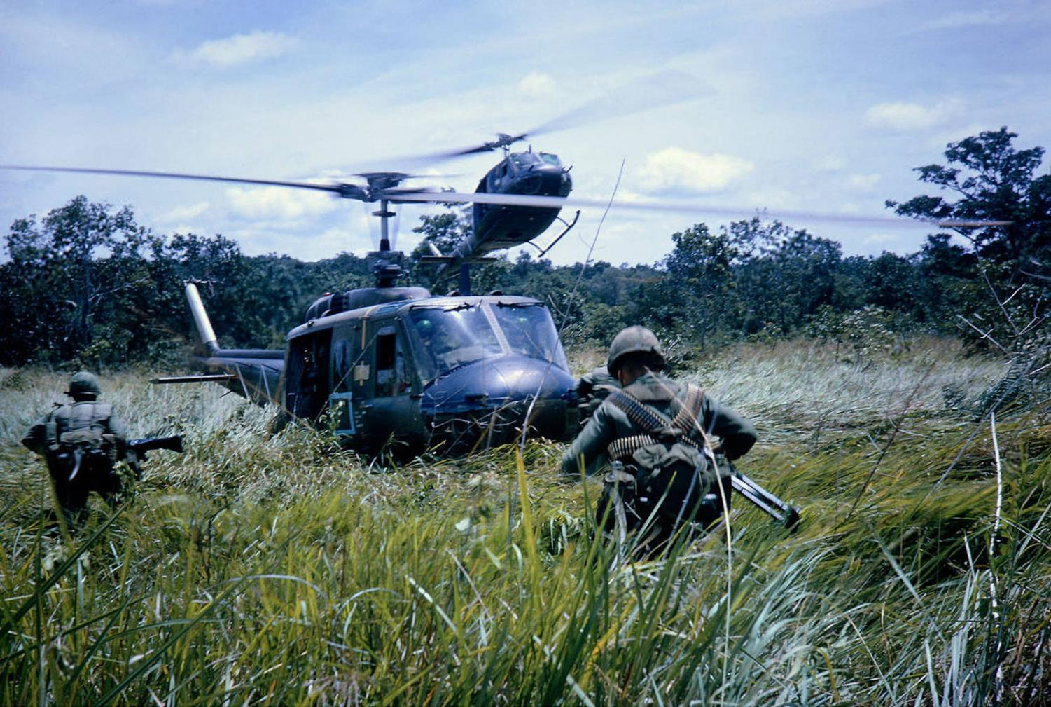 The Vietnam War lasted from 1955 to 1975.
