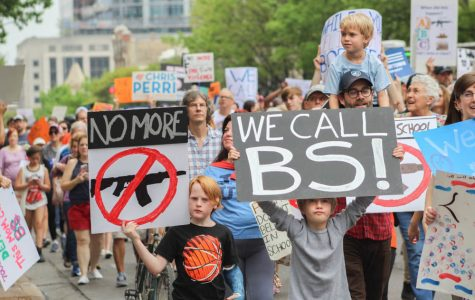Austinites call for action on gun control at March For Our Lives