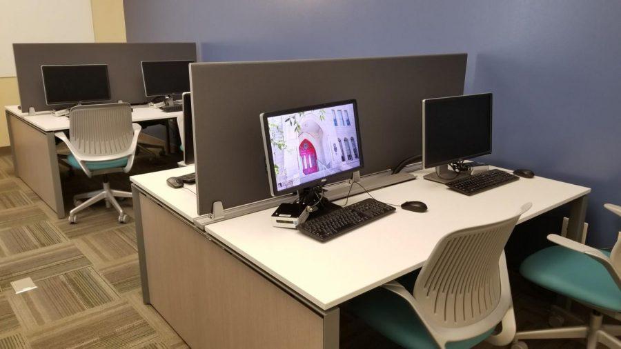 Trustee computer lab