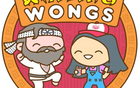 Podcast 'Whiting Wongs' writes wrongs on issues of race, gender and identity