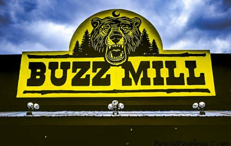 The Buzz Mill is home to a variety of coffees, beers and comedy.