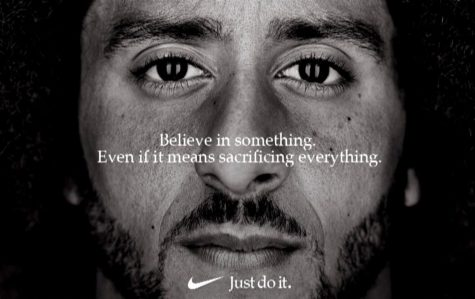 Students react to Nike protest advertisement campaign featuring Colin Kaepernick