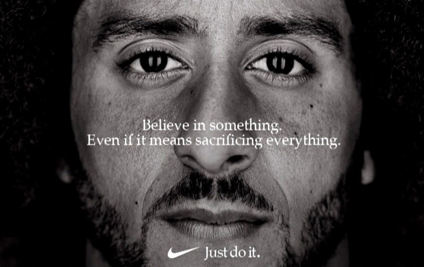 Nike's ad campaign featuring Colin Kaepernick has drawn criticism from those who don't support the athlete's protests.