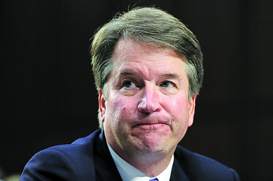 Supreme+Court+Nominee+Kavanaugh+was+accused+of+sexual+misconduct+by+former+classmate%2C+Ford.