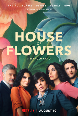 Every rose has it's thorns, and so does Netflix's 'The House of Flowers'