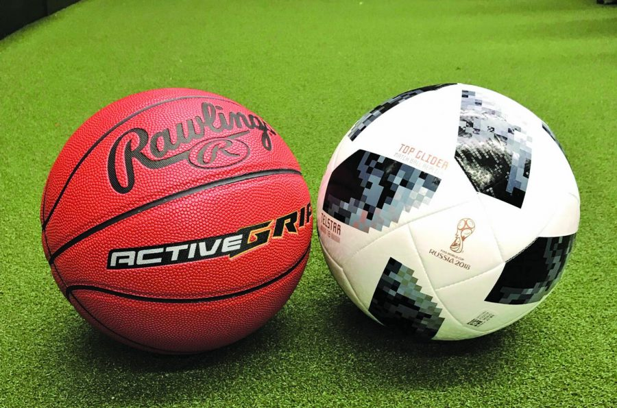 FACEOFF: Is soccer or basketball the better sport?