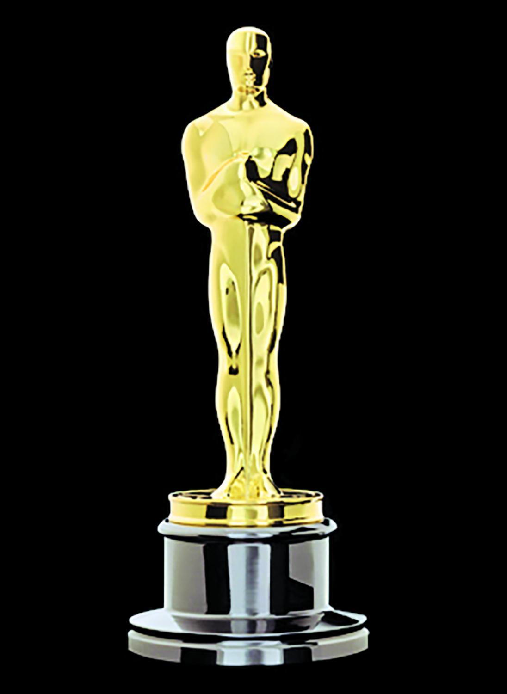 The Oscars air on Sunday, Feb. 24.
