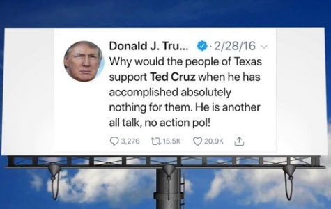 #TrumpTweetTruck campaigns against Ted Cruz ahead of midterm elections
