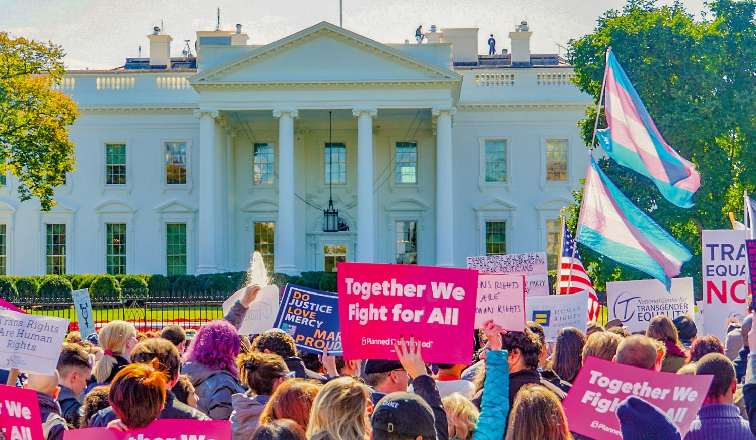 The United States alone has 1.4 million transgender adults.