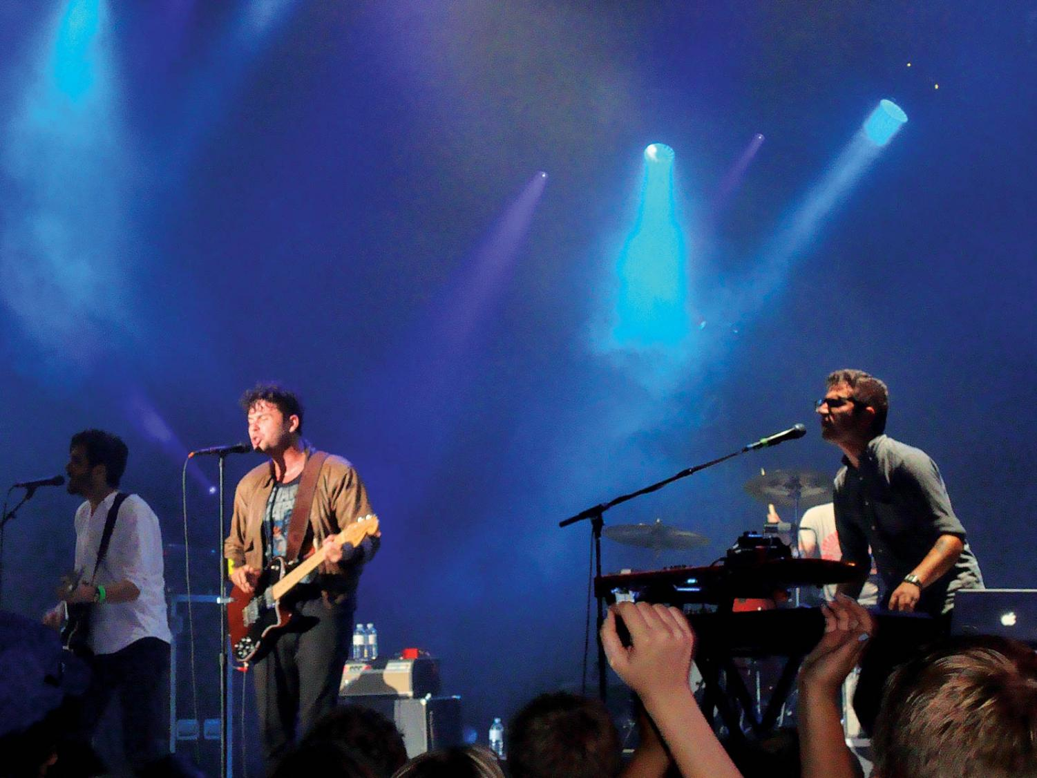 Arkells's new album 'Rally Cry' comes out on Oct. 19.
