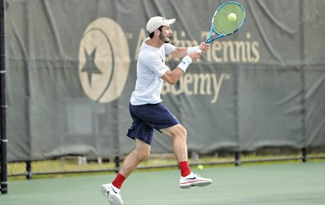 Chase Bartlett is going to the ITA National Championship.