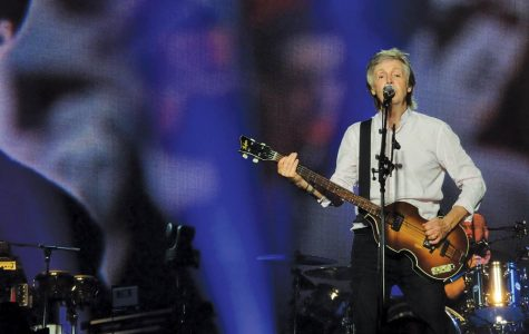 Paul McCartney releases eccentric, experimental record after 5 years
