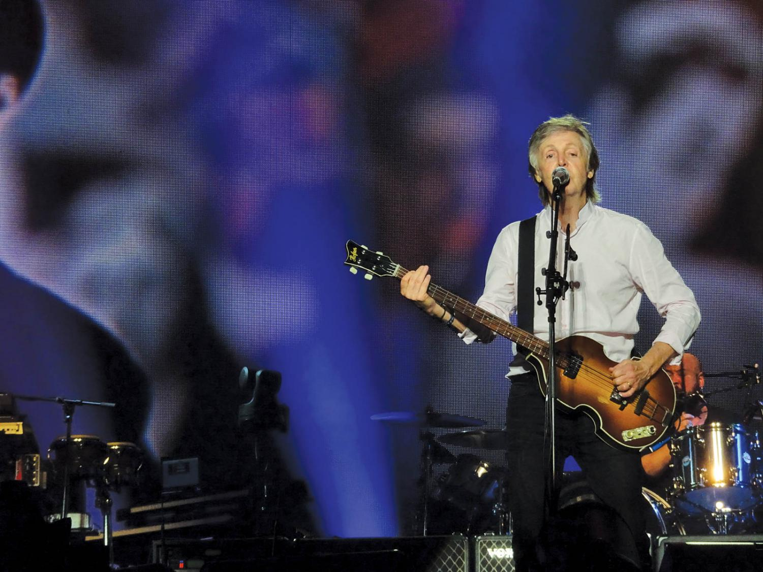 McCartney will perform at ACL Music Festival on Oct. 12.