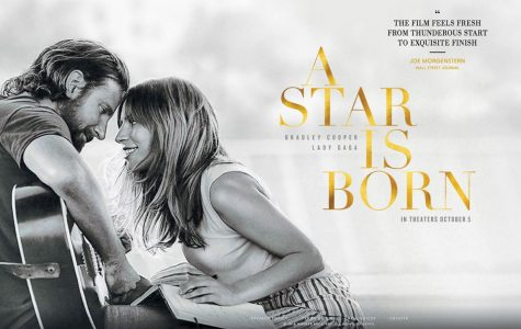 'A Star Is Born' is nominated for seven Oscars.