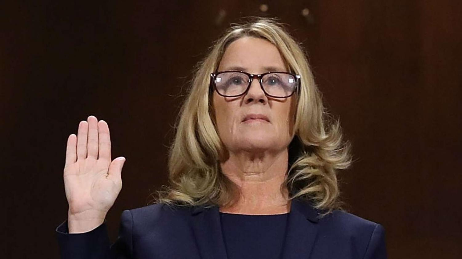 The Senate hearing for Dr. Ford and Judge Kavanaugh has sparked a new social media movement, #WhyIDidn'tReport.