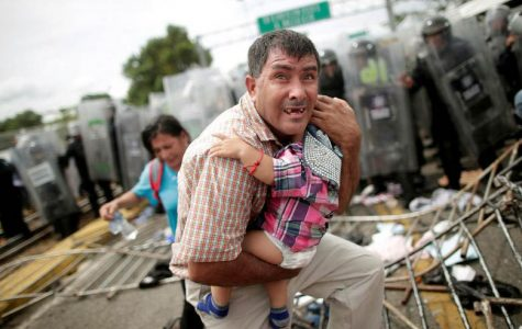 Rhetoric surrounding migrant caravan shows lack of care for those seeking asylum