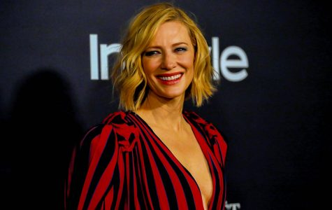 Blanchett has played LGBT roles in the past despite being heterosexual.