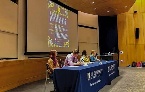It's On Us hosts Trauma and Healing Panel for mental health awareness