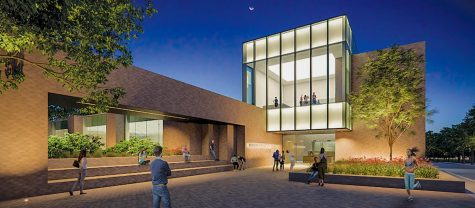 3D design of St. Edward's RCC Expansion Plan scheduled to open 2020.