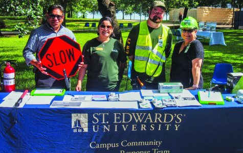 Campus hosts safety fair to inform, prepare students