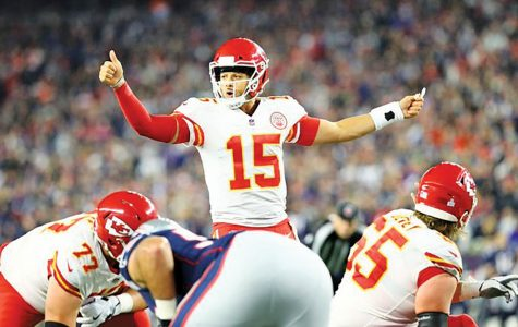 Second-year quarterback Patrick Mahomes is a front-runner for MVP.